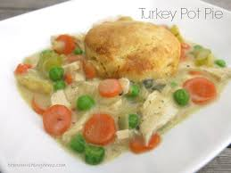 the most of thanksgiving leftovers turkey pot pie for the