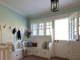 Mudroom Storage Bench 8 Pictures Of Stylish Functional Mudrooms Hgtv