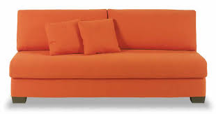Armless Sofa Bed Contemporary Sofa Beds At Espacio Free Delivery Futura