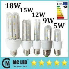 do led light bulbs save energy 5w 9w 12w 15w 18w led light bulbs e27 2u 3u 4u energy saving led