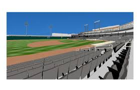Cushioned Bleacher Seats With Backs St Paul Saints Professional Baseball Seating U0026 Ticket Prices
