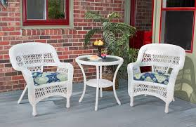 Patio Marvellous Small Outdoor Table And Chairs Outdoor Dining - White wicker outdoor furniture