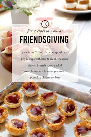 thanksgiving cups five recipes to impress your guests at friendsgiving the everygirl