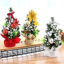 compare prices on tree table decorations online shopping buy low bevigac mini christmas tree table decoration xmas ornament decor for home office shop window christmas party