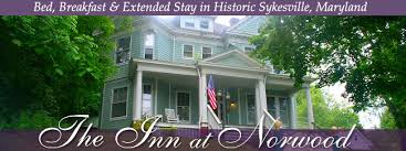 Bed And Breakfast In Maryland Sykesville Maryland Bed And Breakfast U2022 The Inn At Norwood