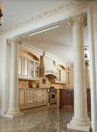 interior columns for homes marble columns design limestone columns in luxury homes