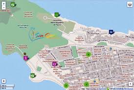 map attractions san juan attractions map points of interest