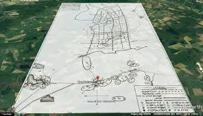 dansk design h rth erik villard on artillery barrage map for the 1st