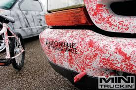 2013 dropt u0027n u0027 destroyed mini truckin magazine