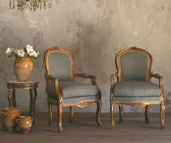 Louis Xv Armchairs Vintage Louis Xv French Style Shabby Gilt Wood Pair Chairs Antique