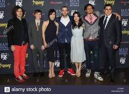 Seeking Eric Andre Jonathan Krisel Simon Rich Britt Lower Baruchel