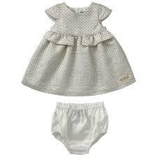 buy our lili gaufrette gold dress 30151 lili gaufrette baby
