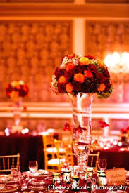 Red And Gold Reception Decoration Red And Orange Wedding Decorations Red And Gold Wedding Decoration