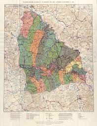 Washington State Geologic Map by These Stunning Maps Show The Final Months Of The First World War