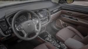 2017 mitsubishi outlander sport interior new 2017 mitsubishi outlander phev interior u0026 details youtube