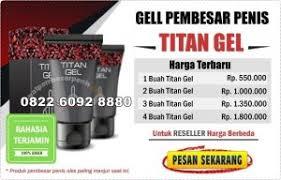 jual titan gel asli di kota bandung cimahi cod 082260928880 toko