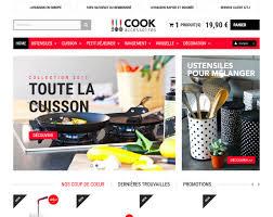 site ustensile de cuisine dropshipping ustensile cuisine création site e commerce clé en
