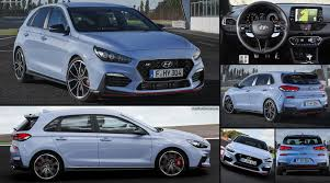 hyundai i30 n 2018 pictures information u0026 specs