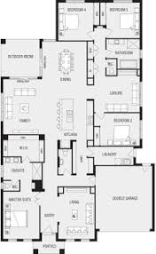 Rio Masquerade Suite Floor Plan House And Land Packages Perth Wa New Homes Home Designs