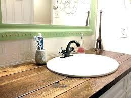how to redo a bathroom sink redo bathroom floor murphysbutchers com