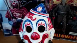 the prop shop psychopath young michael myers clown mask rob