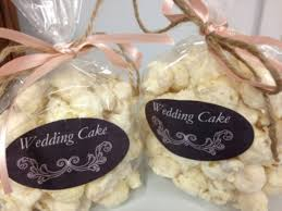 popcorn wedding favors popcorn cafe a gourmet flavor for every occasion