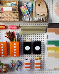 Pegboard Ideas by Fancy Wall Storage Craft At Home Decoration Show Winsome Exquisite