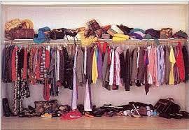 closet cleaning i love it when demeter clarc