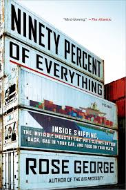 ninety percent of everything inside shipping the invisible