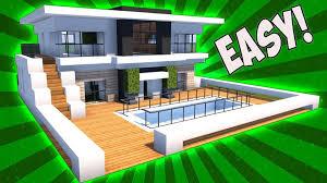 how to build a small modern house uncategorized ehrfürchtiges moderne huuser 2017 mit minecraft