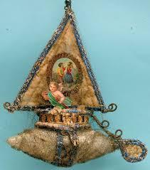 902 best antique spun cotton batting ornaments and