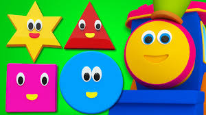 bob the train shapes song for kids and baby adventure with shapes