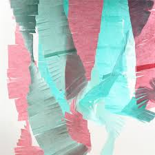 tissue streamers 3m fringed party streamers tissue paper garland diy fringe curtain