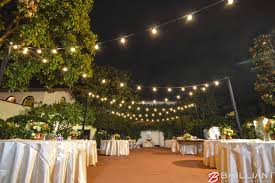 la jolla wedding venues darlington house la jolla wedding venue market lights