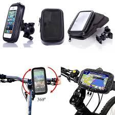 waterproof bike buy aeoss waterproof smartphone mobile phone holder stand bike