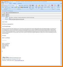 Email My Resume Best Sending A Cover Letter Via Email Pictures Podhelp Info