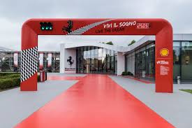 ferrari factory building ferrari museum in maranello expands to accommodate new exhibits