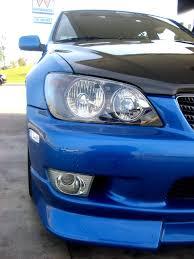 lexus is300 oem parts lexus is300 aftermarket jdm fog lights dash z racing blog