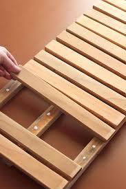 Bath Mat Wood To Build Your Own Diy Wooden Bathmat Eclectic Creative