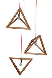 Geometric Pendant Light by Amazing Pendant Lamp With Wired Rope Hanging On Ceiling With