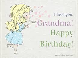 happy birthday cards for grandma u2013 gangcraft net