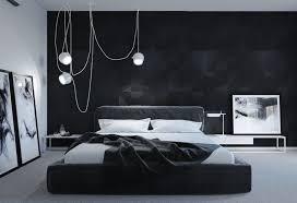 noir et blanc 40 chambres à coucher qui font rêver