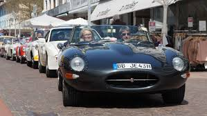 jaguar xj type 2015 a nice jaguar xk e type at the baden classic rally