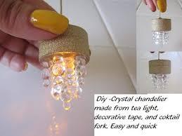 Dollhouse Lighting Fixtures Diy How To Make A Miniature Led Light Pendant For Dollhouse