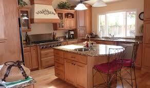 kitchen dark kitchen cabinets stunning kitchen island oak