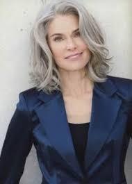 gray hair styles for 50 plus kapsels half lang haar 50 plus lang haar en middellang haar voor