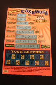 Lottery Instant Wins - cashword secrets how to win at the lottery baseball for dinner