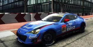 subaru coupe 2014 subaru brz super gt gt300 2014 livery mod racedepartment