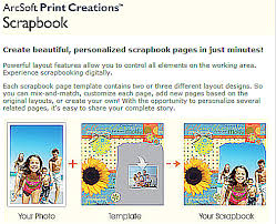 Personalized Scrapbook Use Digital Scrapbooking Software On The Mac