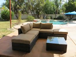 Patio Furniture Milwaukee Wi by Brayden Studio Lara 6 Piece Deep Seating Group With Cushions